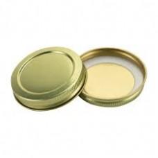 Gold Lids (48mm)
