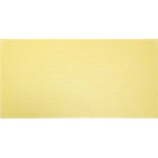 Rite Cell Deep Plastic Waxed Foundation (Natural/Yellow)