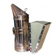 "10"" Bee Smoker With Guard"