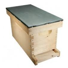 5 Frame Wooden Nuc Box