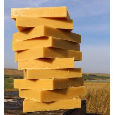 Bulk Raw Beeswax (Sold by the lb)