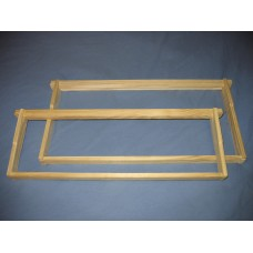 "6 1/4"" (15.88cm) Medium Frame (Grooved Top/Bottom Bars)"