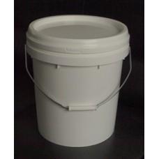 1.9L / 2kg Plastic Pail