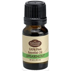 Spearmint Pure Essential Oil (10ml / 1/3 oz)