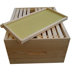 Unassembled Medium Combo Kit (With Wood Frames / Rite Cell Foundation)